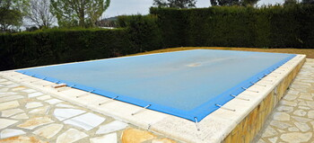 Pool Closing in Tracy, California by Tracy Pool Service and Repair Inc