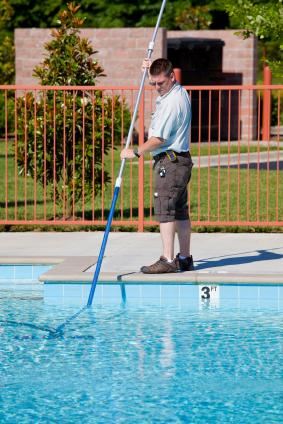 Pool cleaning in Livermore CA by Tracy Pool Service and Repair Inc